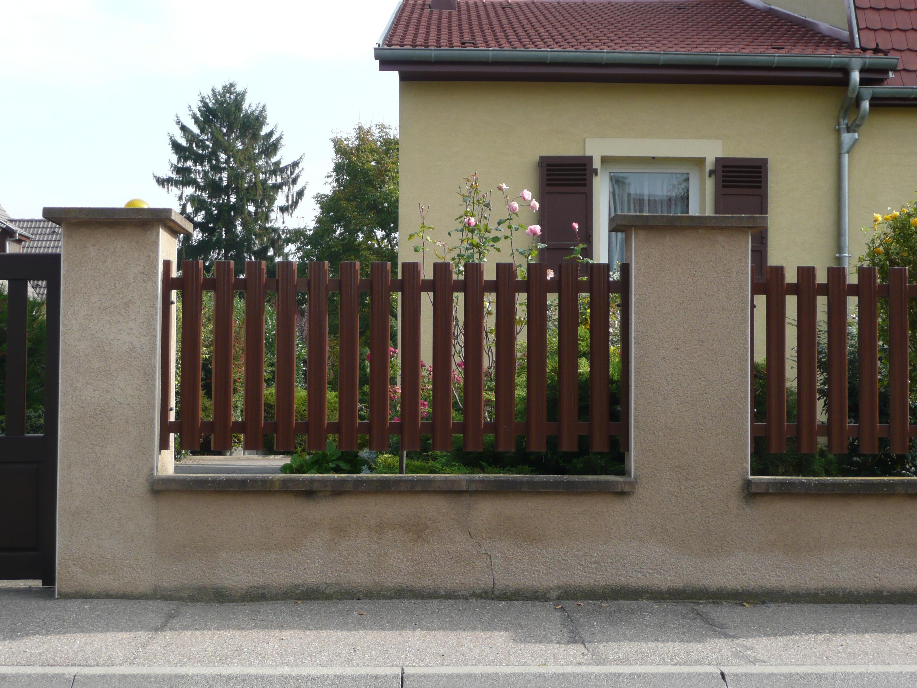 clôture begonia