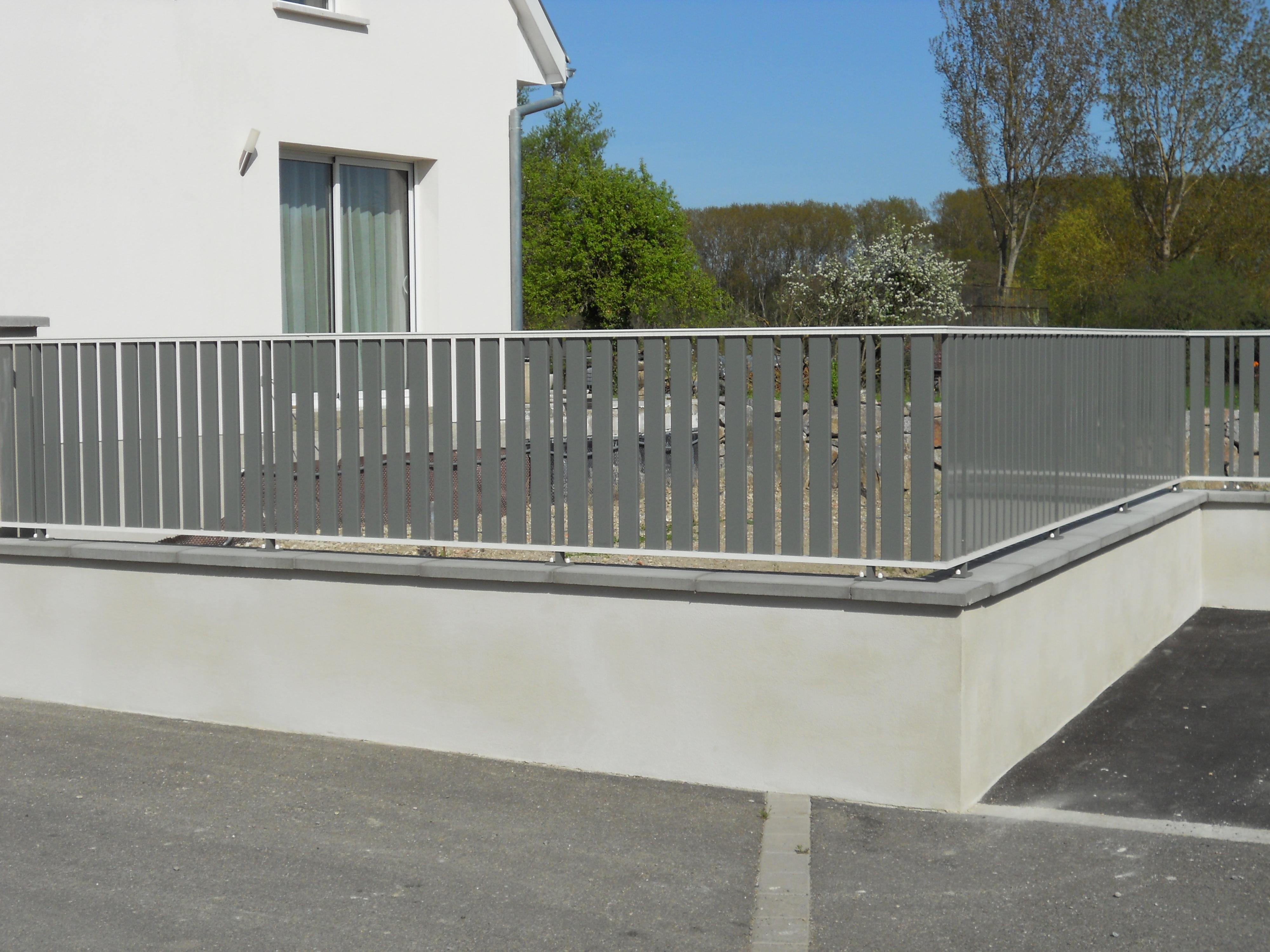 clôture royal