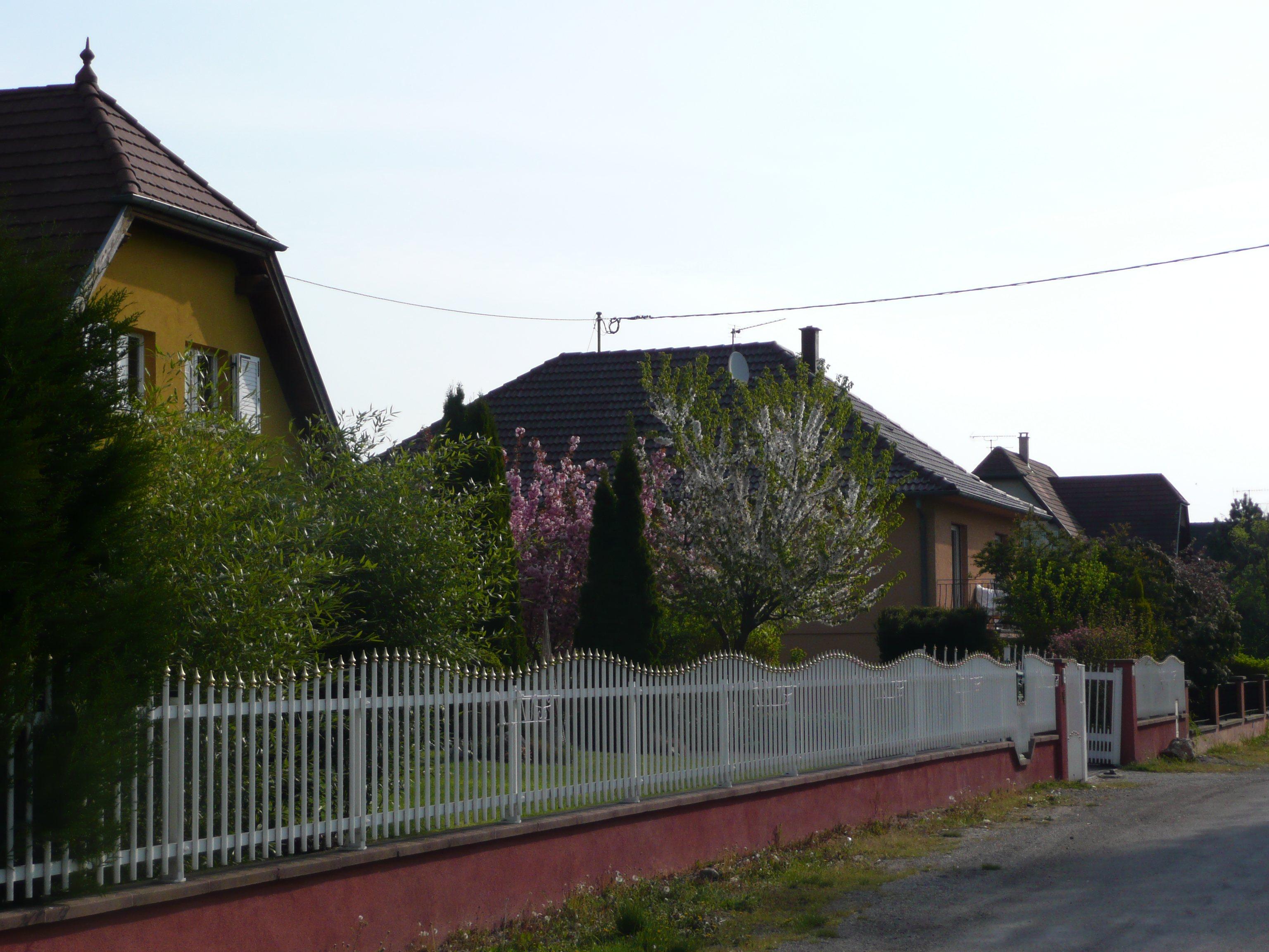clôture london