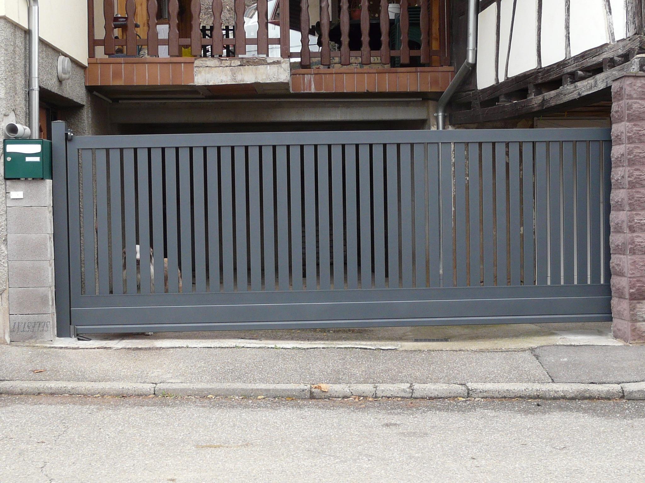portail saumur autoporté